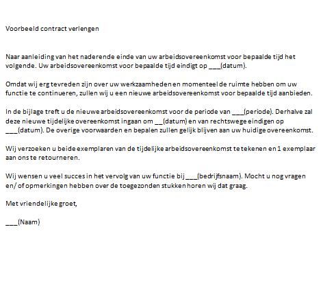 samenwerking brief voorbeeld Samenwerking Brief Voorbeeld | gantinova