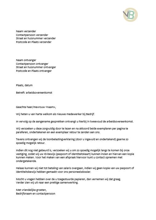 klachtenbrief engels voorbeeld brief voorbeeld