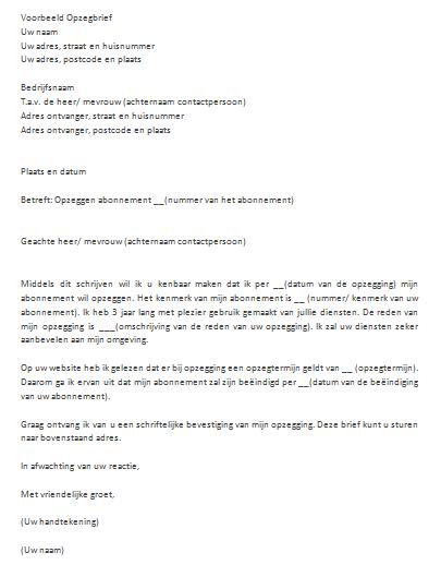 voorbeeldbrief ingebrekestelling diensten Snel Eenvoudig een brief voorbeeld downloaden in Word voorbeeldbrief ingebrekestelling diensten