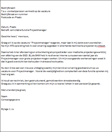 motivatiebrief voorbeeld receptioniste Motivatiebrief Receptioniste | hetmakershuis